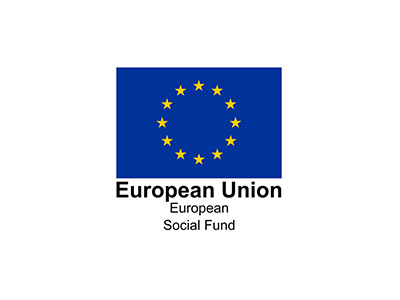 European Social Fund Accreditation Logo