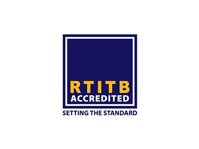 RTITB Accreditation Logo