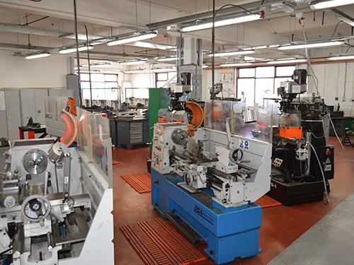Mechanical Engineering Apprenticeship Workshop