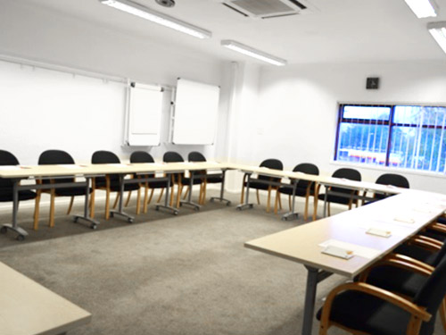 Samuel Lees Training Room, Availible for hire at Oldham Training Center